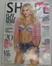 Shape Magazine Hilary Duff SEALED May 2015 052815R