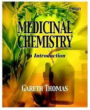 Medicinal Chemistry: An Introduction
