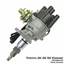 Ignition Distributor For Toyota 3K 4K 5K TownAce KR27 KR41 Starlet KP61 KP62