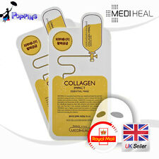 2Pcs MEDIHEAL Collagen Impact Essential Mask Pack Sheet (2 Sheets)
