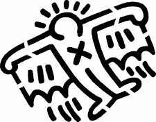 Sticker Keith Haring 116 - 75x57 cm