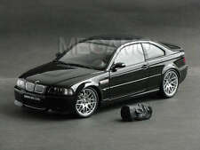 1/18 Kyosho BMW e46 M3 CSL 2003 Black w/ Bag BBS Carbon Roof RARE Paint Rash
