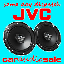 "JVC CS J620X 16CM 6.5"" INCH 300 WATTS 2 WAY COAXIAL CAR DOOR SPEAKERS"