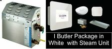 MrSteam MS-90-E Steam Bath Generator with I-Butler Package