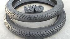 Thick 20x 2.30 BMX Tires + Tubes Bike Bicycle 1Pair Street Slick Fat Husky Tires
