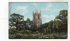 South Collingham Church Photo Postcard 1906 / Newark