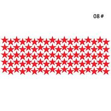 10/20/90pcs Modern Little Star Decal Art Mural Wall Sticker Baby Kids Room Decor