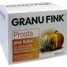 GRANU FINK Prosta plus Sabal Hartkapseln   200 st       PZN 10318128