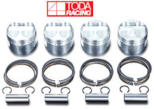 TODA RACING 85.00MM SPL FORGED PISTON KIT ACURA INTEGRA HONDA CIVIC B16A B18C