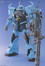 Bandai MG 1/100 Gouf Custom Ver 2.0 Gundam 08 MS Team Robot Anime Model Kit Toy