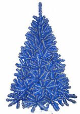 UCLA Bruins Blue & Yellow 6FT Christmas Tree, Team Colored Artificial Tree NCAA