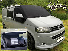Deluxe VW Transporter Van T5 Window Front Screen Curtain Wrap Cover Windowscreen