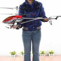 Double Horse 9101 3.5CH Large 29inch Huge Outdoor RC Metal Helicopter with GYRO