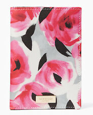 KATE SPADE NY SHORE STREET PASSPORT HOLDER ~rosebed~ SOLD OUT NWT $78