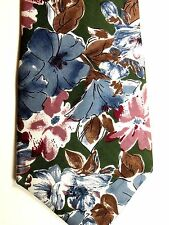 "Lord & Taylor 56.5"" X 4"" Multi Color Floral"