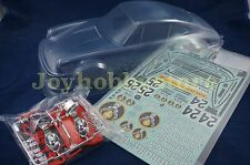 Tamiya 84431 1/10 RC Clear Body Jagermeister Porsche 934 Turbo RSR
