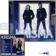 "KRISMA CHRISMA ""THE BEST"" RARE CD ITALY - ITALO DISCO"