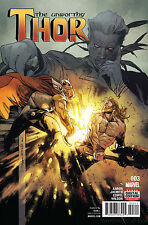 Unworthy Thor #3 (of 5) Marvel 2016 Beta Ray Bill The Collector