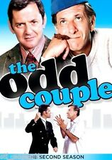 The Odd Couple: Second Season 2 NEW 4-Disc Set 1st Class FREE Shipping