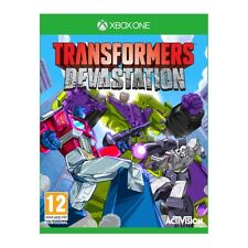Transformers Devastation Xbox One Game Brand New