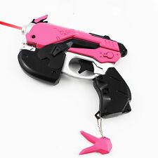 Hot Overwatch D.va Rabbit Laser Gun Weapon Model Cosplay Props Replica Xmas Gift