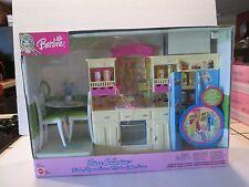 NIB: Barbie: Decor Collection Kitchen Playset, Barbie Kitchen B6273