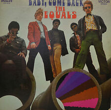 "THE EQUALS - BABY, COME BACK  12""  LP (M667)"