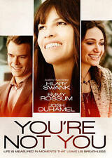 Youre Not You DVD, 2015