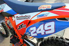 KTM CUSTOM DESIGN GRAPHICS EXC SX SX-F XC XC-F 125 150 200 250 300 350 450 500