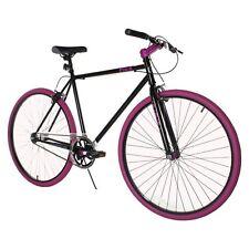 """Fix-D 700C Road Bike - Black/Purple (28"""")"""