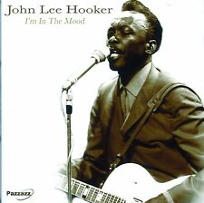 JOHN LEE HOOKER - I'M IN THE MOOD   CD NEU