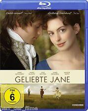 GELIEBTE JANE (Anne Hathaway, James McAvoy) Blu-ray Disc NEU+OVP