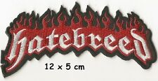 Hatebreed -  logo patch - FREE SHIPPING