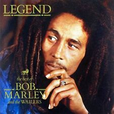 BOB MARLEY AND THE WAILERS LEGEND - CD ALBUM - NEW / SEALED