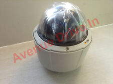 Axis Q6034 18x PTZ Indoor Dome Network IP PoE Security Camera used