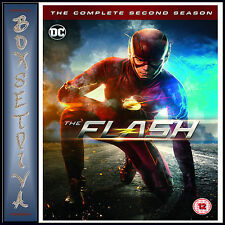 THE FLASH - COMPLETE SEASON  2 - DC  *BRAND NEW DVD**