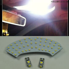 Error Free 3 Light LED Map dome Interior Kit For Mercedes C-Class W203 2001-2007