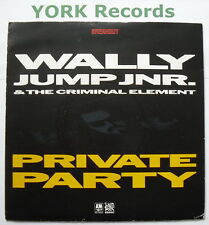 """WALLY JUMP JNR - Private Party - Excellent Condition 7"""" Single A&M USA 621"""