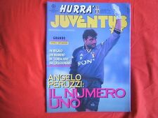 HURRA JUVENTUS=N°1 1996=ANGELO PERUZZI=JUGOVIC=REAL MADRID