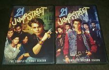 21 Jump Street DVD The Complete First and Complete  Second Season Johnny Depp