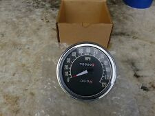 NEW 1:1 RATIO SPEEDOMETER HARLEY DAVIDSON SHOVELHEAD FL 1968-1979 & CHOPPERS