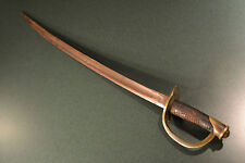AUTHENTIC ANTIQUE CIVIL WAR  MODEL 1861, U.S.  AMES NAVAL CUTLASS SWORD USN 1862