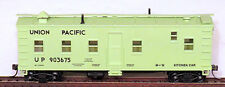 MOW TRAINS HO Walthers UNION PACIFIC Kitchen Car UP 903675 Work Train MWKD5