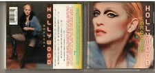 Mega Rare Madonna Hollywood Canada CD 6 track
