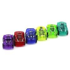 3x Mini Carreras De Tirar Hacia Atrás Coches Diversión Niños Relleno Piñata Toy