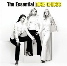 The  Essential Dixie Chicks by Dixie Chicks (CD, Oct-2010, 2 Discs, Open Wide...