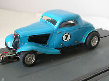 COX INTERNATIONAL ENGINEERING DEUCE COUPE STOCKER 1/24 SLOT CAR