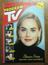 PROGRAM TV 45 (7/11/97) SHARON STONE EMMANUELLE SEIGNER