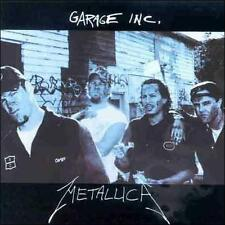 METALLICA Garage Inc. 2CD BRAND NEW Incl. Garage Days Re-Revisited