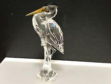 Swarovski Figur Fischreiher 15 cm. Top Zustand